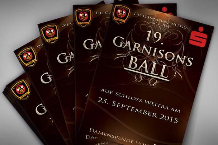 Garnisonsball Folder