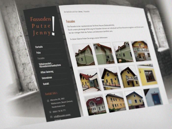 Webdesign Bauunternehmen