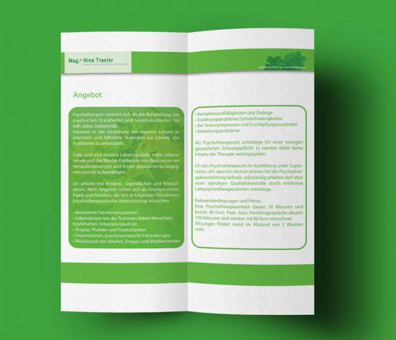 Folder Design grün