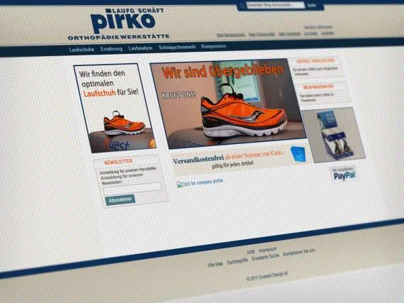 Onlineshop Pirko Mautern Magento