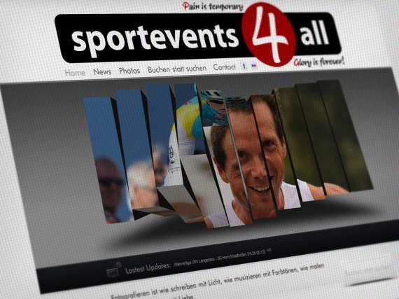 Webdesign Sport