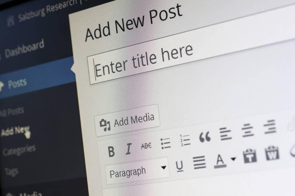 Webdesign Wordpress
