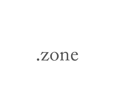 Top-Level-Domain .zone