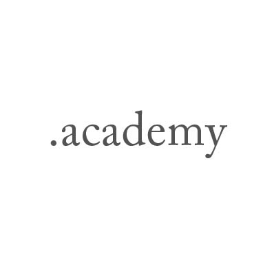Top-Level-Domain .academy