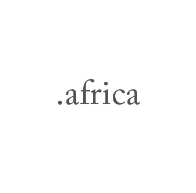 Top-Level-Domain .africa
