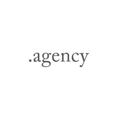 Top-Level-Domain .agency