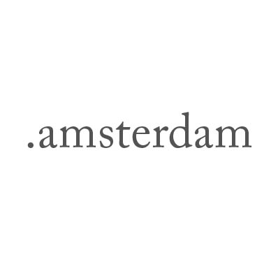 Top-Level-Domain .amsterdam