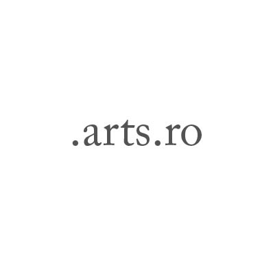 Top-Level-Domain .arts.ro