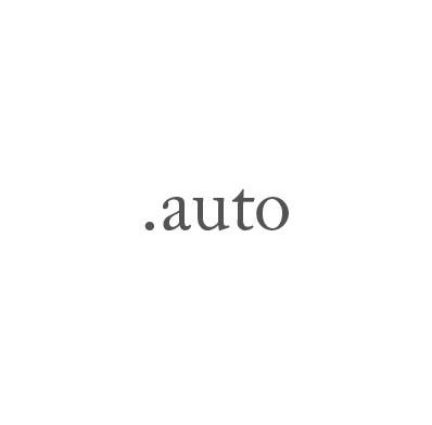 Top-Level-Domain .auto