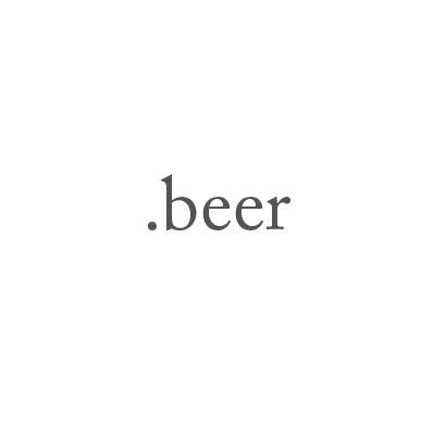 Top-Level-Domain .beer
