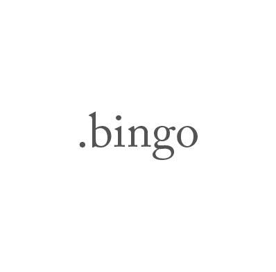 Top-Level-Domain .bingo