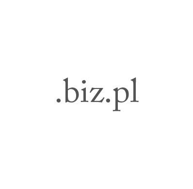 Top-Level-Domain .biz.pl