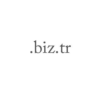 Top-Level-Domain .biz.tr