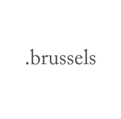 Top-Level-Domain .brussels