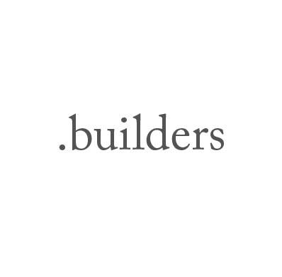 Top-Level-Domain .builders