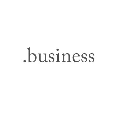 Top-Level-Domain .business