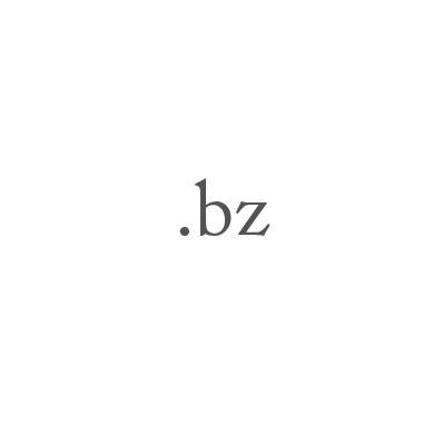 Top-Level-Domain .bz