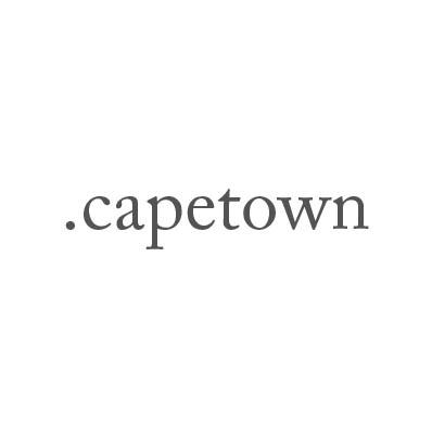 Top-Level-Domain .capetown