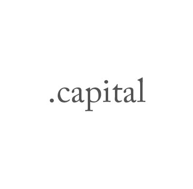 Top-Level-Domain .capital