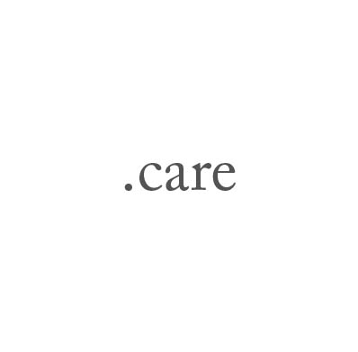Top-Level-Domain .care