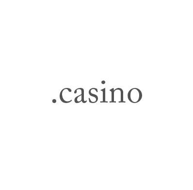 Top-Level-Domain .casino