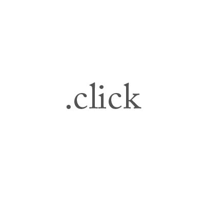 Top-Level-Domain .click