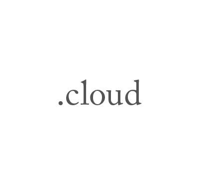 Top-Level-Domain .cloud