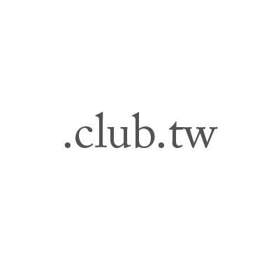 Top-Level-Domain .club.tw