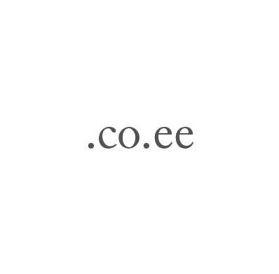 Top-Level-Domain .co.ee