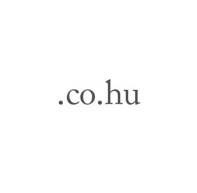 Top-Level-Domain .co.hu