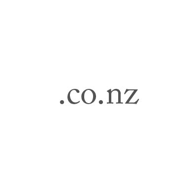 Top-Level-Domain .co.nz