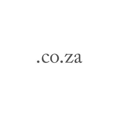 Top-Level-Domain .co.za