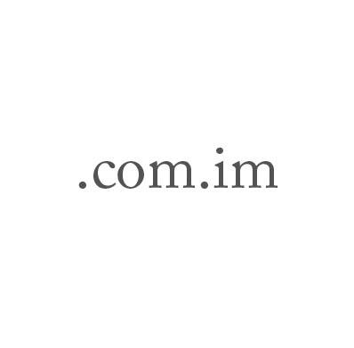Top-Level-Domain .com.im