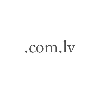 Top-Level-Domain .com.lv