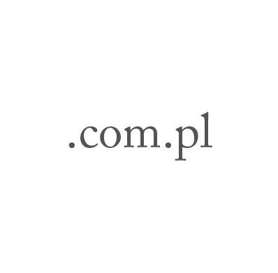 Top-Level-Domain .com.pl