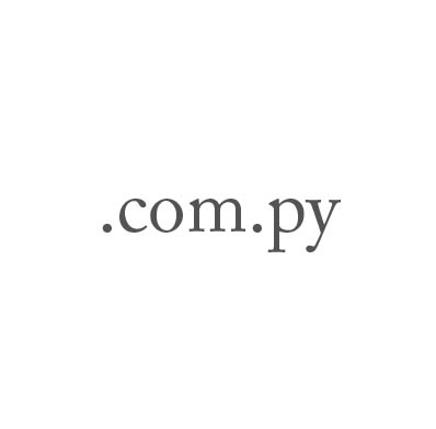 Top-Level-Domain .com.py