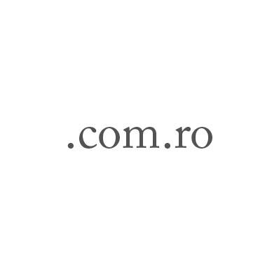 Top-Level-Domain .com.ro
