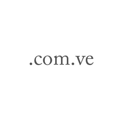 Top-Level-Domain .com.ve