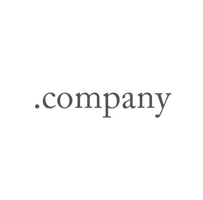 Top-Level-Domain .company