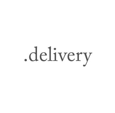 Top-Level-Domain .delivery