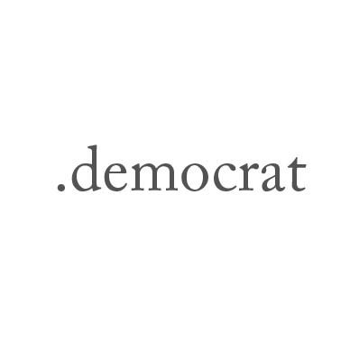 Top-Level-Domain .democrat