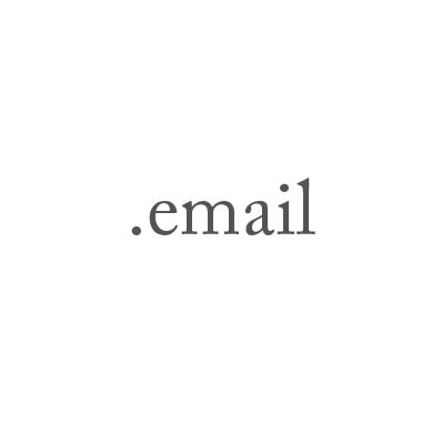 Top-Level-Domain .email