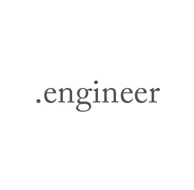 Top-Level-Domain .engineer