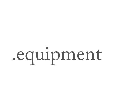 Top-Level-Domain .equipment