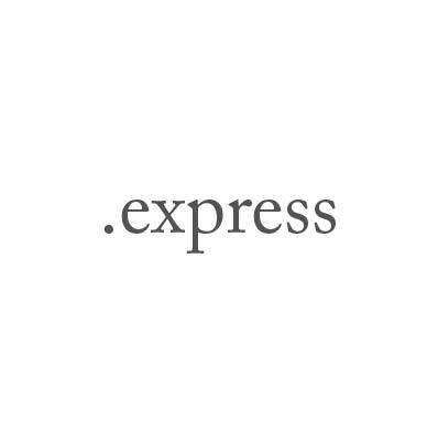 Top-Level-Domain .express