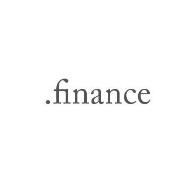 Top-Level-Domain .finance