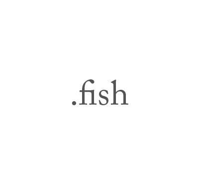 Top-Level-Domain .fish