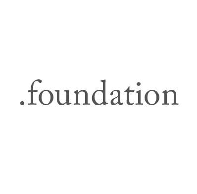 Top-Level-Domain .foundation