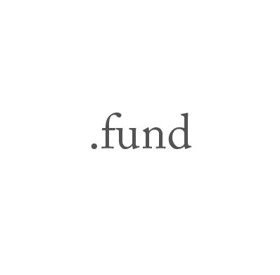 Top-Level-Domain .fund