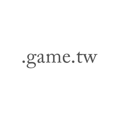 Top-Level-Domain .game.tw